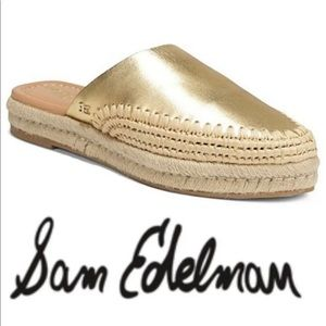 Sam Edelman Austin Espadrille Closed Toe Sandal